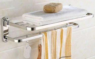 Hướng dẫn cách lắp giá treo khăn tắm khách sạn chi tiết nhất