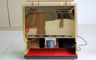 Cách sử dụng máy đánh giày đơn giản, nhanh chóng và dễ dàng