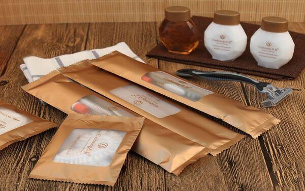 Cập nhật các loại chất liệu bao bì Amenities phổ biến hiện nay
