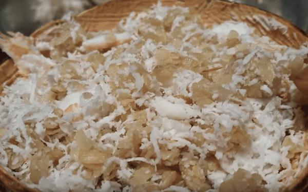Cốm dẹp Thanh Hóa - Món ngon quý giá từ những hạt ngọc trời