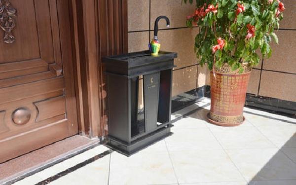Poliva chuyên cung cấp giá để ô, sọt đựng dù cho tòa nhà khách sạn