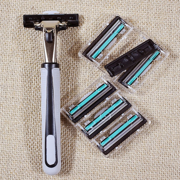 Dao cạo râu thường được sử dụng trong các khách sạn, nhà nghỉ