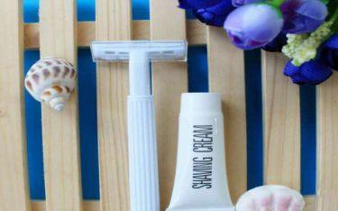 4 lưu ý khi lựa chọn dao cạo râu khách sạn chất lượng nhất