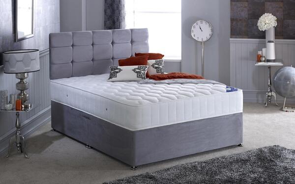 Sử dụng divan kệ giường khách sạn chính hãng mang đến giấc ngủ trọn vẹn