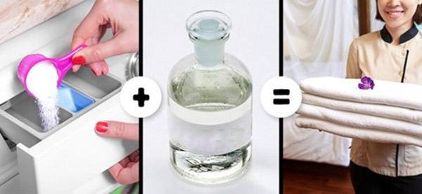 Sử dụng chất tẩy rửa đúng quy định