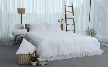 Ga phủ là gì? Các loại ga phủ giường đẹp thường được khách sạn dùng