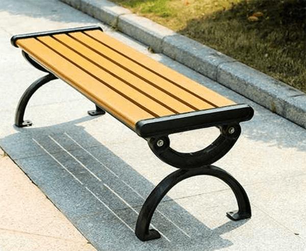 Chân ghế gang đúc nguyên khối không mối hàn