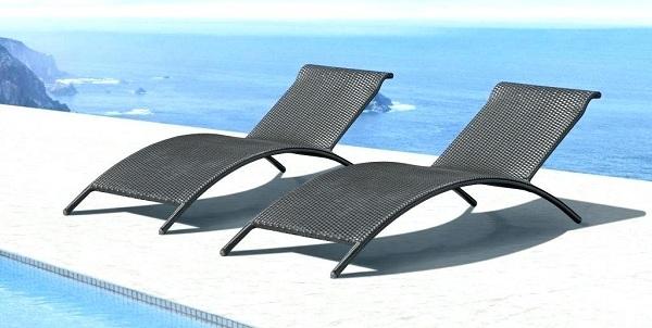 Sự đa dạng và độc đáo về phong cách thiết kế cùng kiểu dáng của ghế bể bơi cao cấp cũng chính là một ưu điểm vượt trội
