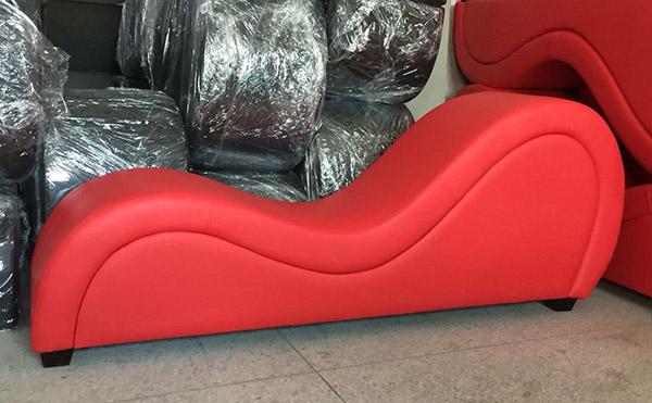 Màu đỏ nóng bỏng nên rất được rất nhiều nhà nghỉ lựa chọn