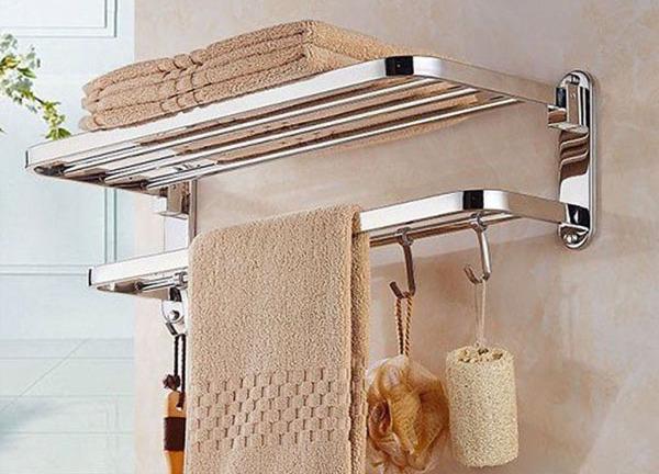 Thiết kế đẹp mắt tô điểm cho không gian phòng tắm