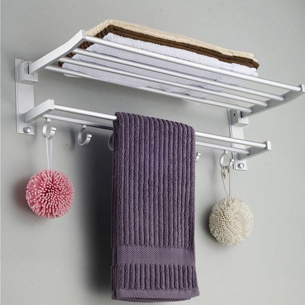 giá treo khăn tắm inox 304