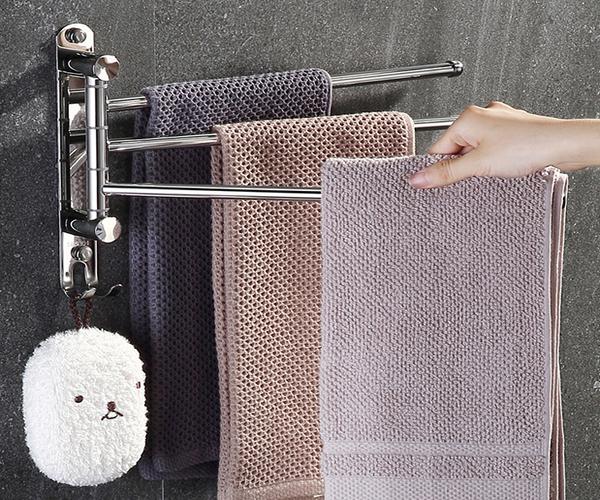 Giá treo khăn được Poliva cung cấp uy tín, chất lượng