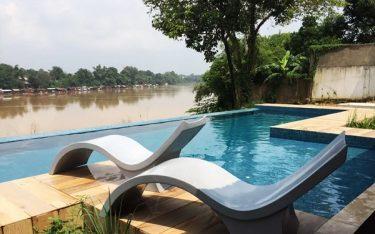 Kinh nghiệm chọn ghế bể bơi ngoài trời đảm bảo đẹp, tuổi thọ cao