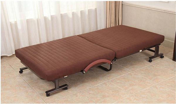 Mẫu giường phụ dùng trong khách sạn, resort, homestay và cả tại nhà riêng
