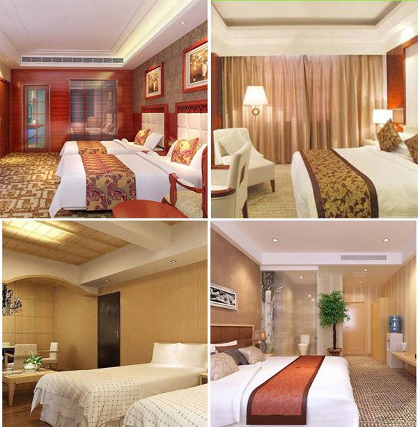 Poliva cung cấp giường extra bed cho rất nhiều khách sạn lớn