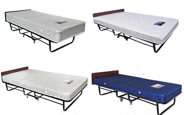 Các mẫu giường phụ khách sạn được Poliva cung cấp