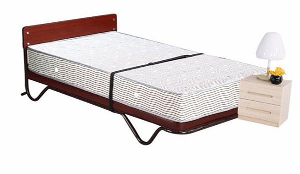 Giường extra bed kiểu đứng độc đáo, lạ mắt