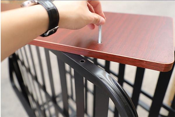 Bộ sản phẩm được đóng gói cẩn thận, khi sử dụng lại chỉ cần lắp đặt đơn giản