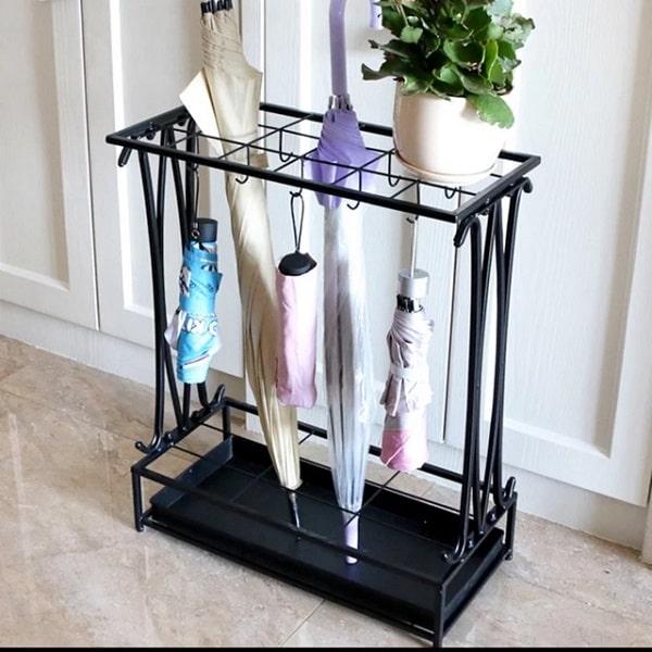 Điểm danh các mẫu ống cắm ô, giá kệ để ô dù cho khách sạn đẹp