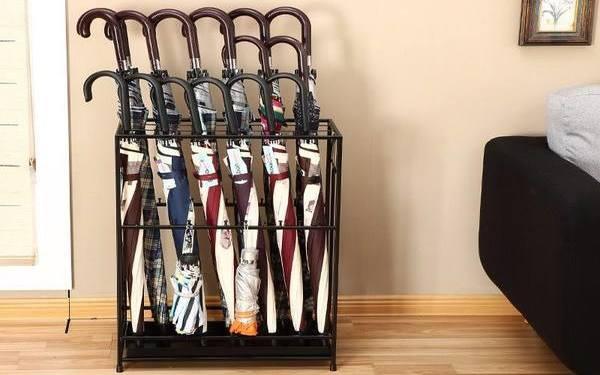 Điểm danh 4 mẫu ống cắm ô, giá kệ để ô dù cho khách sạn đẹp