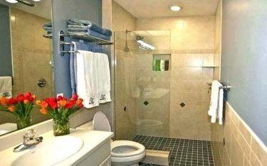 Ý tưởng thiết kế lắp đặt giá treo khăn hợp lý trong không gian nhà tắm