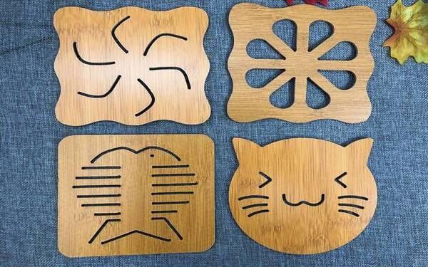 Tầm quan trọng của đế lót ly gỗ cho khách sạn và resort