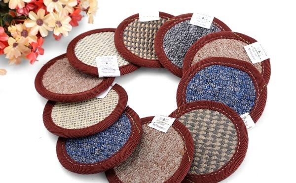 Vải nỉ đa dạng màu sắc nên được sử dụng vào rất nhiều mục đích khác nhau