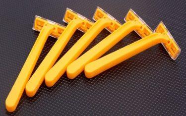 Điểm danh 3 mẫu dao cạo râu khách sạn mới nhất, chất lượng nhất