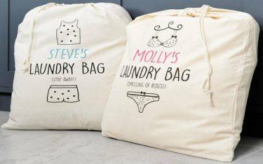 Gợi ý những mẫu túi giặt là khách sạn đẹp, sang trọng