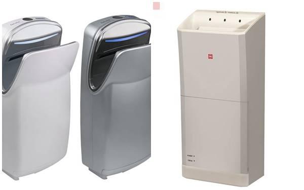 Phân tích ưu và nhược điểm của dòng máy sấy tay lắp sàn