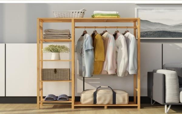 Móc treo đồ giúp cho không gian phòng trở nên gọc gàng hơn