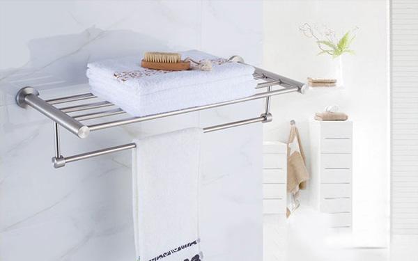 Kinh nghiệm mua giá treo khăn tắm – thanh vắt khăn cho khách sạn