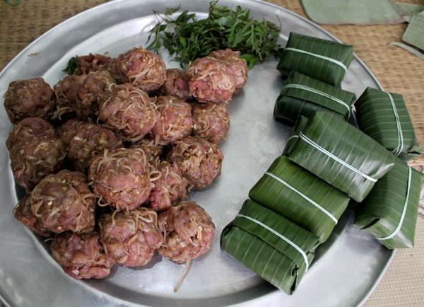 Nem thính - món ăn đặc sản nổi tiếng khắp xứ Thanh Hóa và cả nước ta