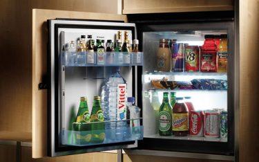 Lựa chọn không gian thích hợp để sử dụng tủ mini bar, tủ lạnh mini
