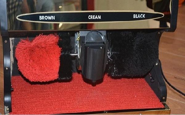 Tư vấn các lỗi thường gặp và sửa máy đánh giày một cách hiệu quả