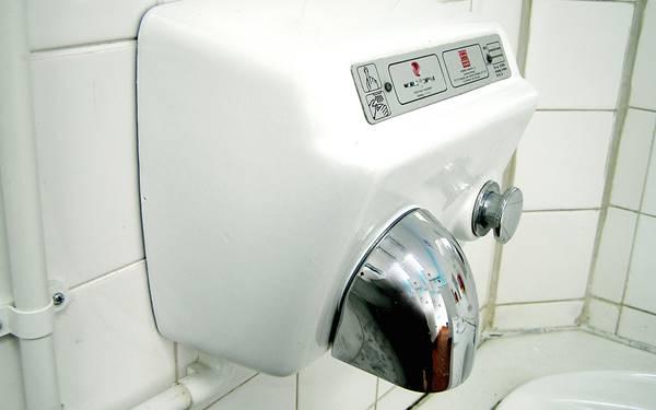 thanh lý máy sấy tay