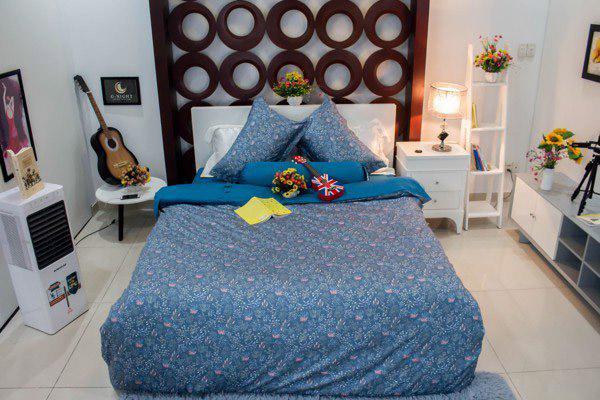 Chăn ga gối Modal được sử dụng nhiều tại khách sạn cũng như hộ gia đình