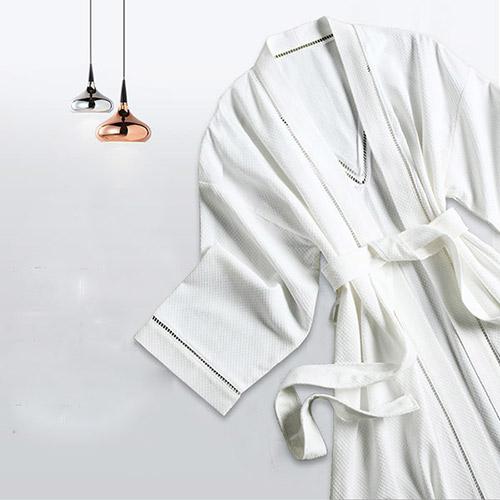 Áo choàng tắm cotton cao cấp