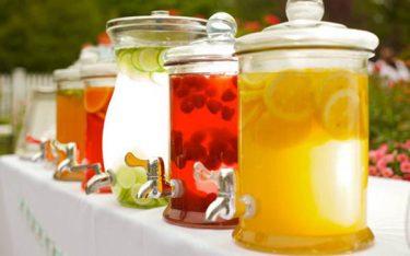Tổng hợp những mẫu bình đựng nước hoa quả đẹp, tiện lợi nhất