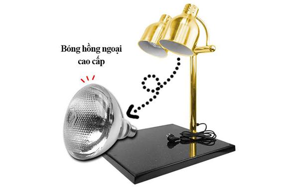 Bóng đèn hâm nóng thức ăn