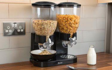 Có mấy loại bình đựng ngũ cốc? Đánh giá ưu nhược điểm từng loại
