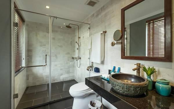 Top các trang thiết bị, đồ dùng phòng tắm phải có trong khách sạn 4-5 sao