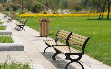 Ghế ngoài trời Poliva chất lượng và giá rẻ làm đẹp khuôn viên