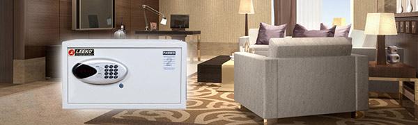 Poliva chuyên cung cấp két sắt điện tử mini cho các khách sạn, resort