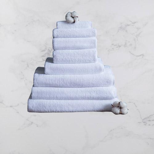 Khăn tắm màu trắng cao cấp