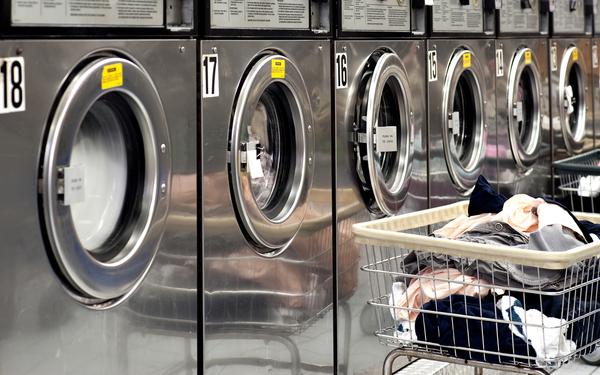 Kinh nghiệm mua máy giặt công nghiệp dùng trong khách sạn