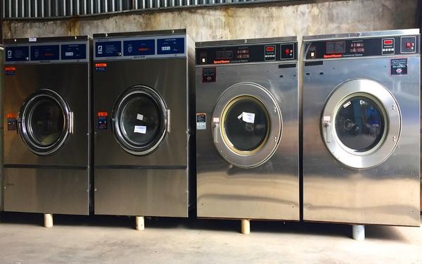 Có nên mua máy giặt công nghiệp cũ đã qua sử dụng không?