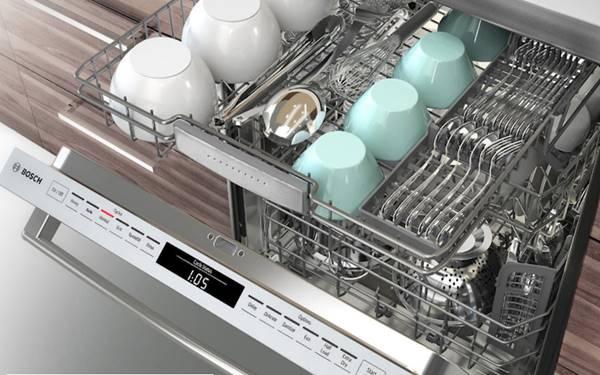 Khách sạn, nhà hàng sử dụng máy rửa chén có tốn điện không?