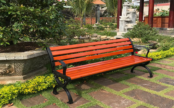 Muốn mua ghế công viên ngoài trời chất lượng cần biết 5 điều sau