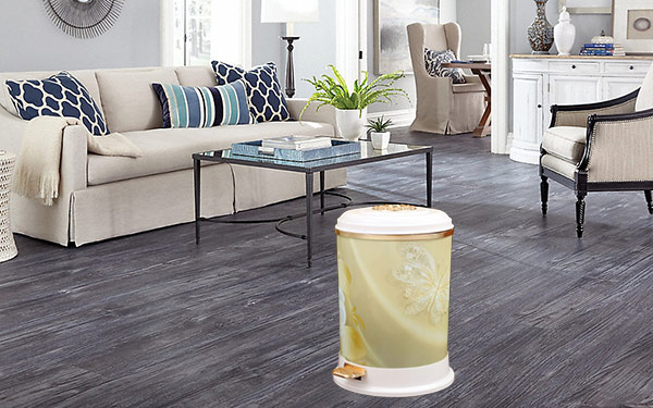 Nên chọn loại thùng rác nào dùng trong nhà, trong phòng?